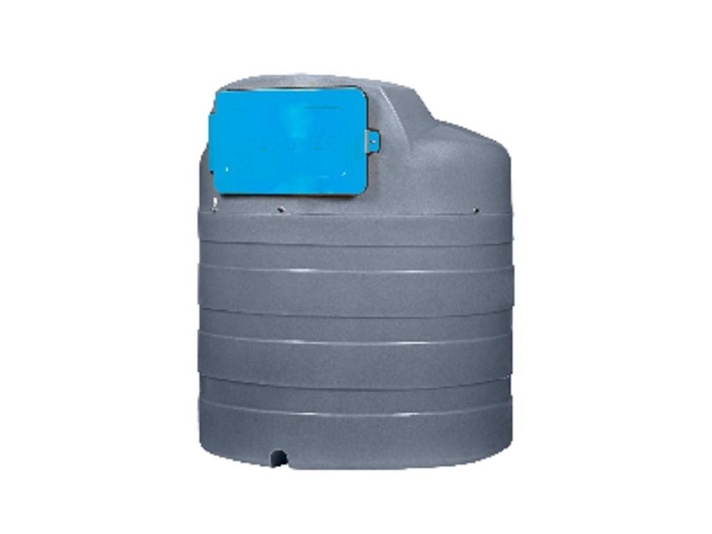 SWIMER Blue Tank dwupłaszczowe