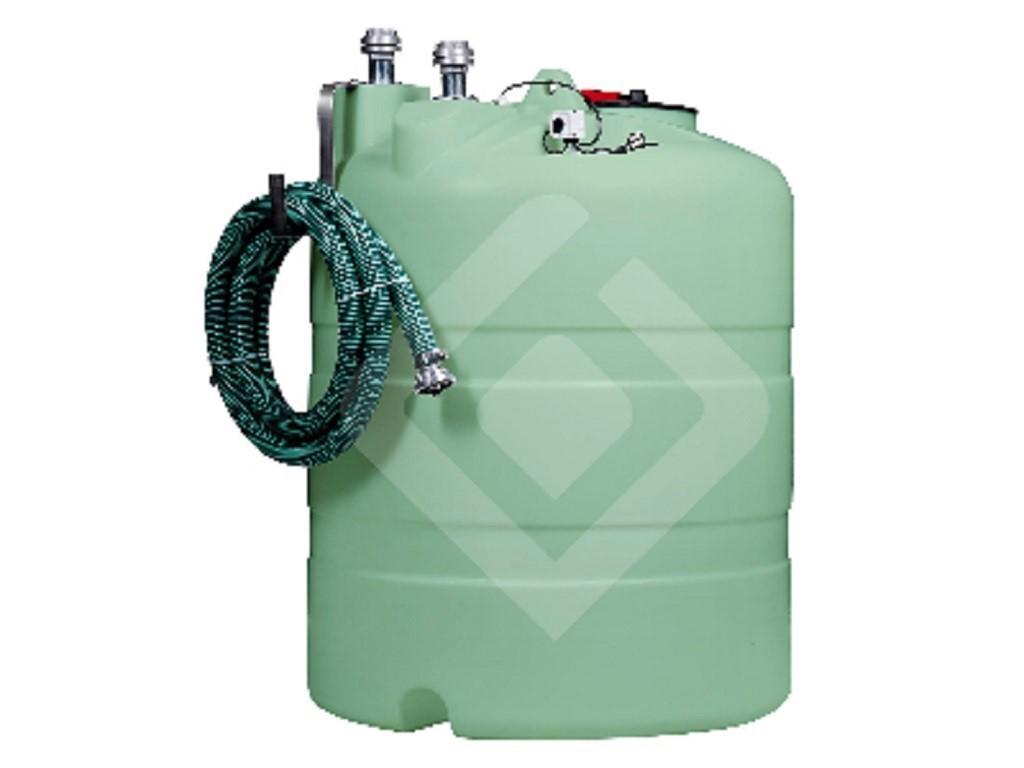 SWIMER Agro Tank jednopłaszczowe
