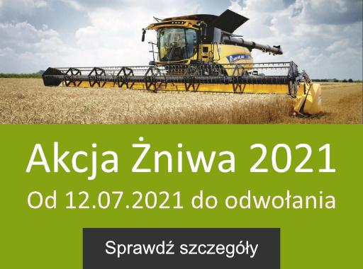Akcja Żniwa 2021